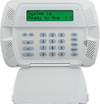 burglar alarm and fire alarm keypads. Black Bedroom Furniture Sets. Home Design Ideas